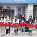 [부산플로리스트학원]100송이꽃다발,꽃바구니 플라워레슨