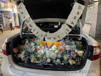 트렁크프로포즈 안개 계절꽃 22호 당일제작가능